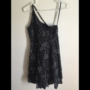 One Shoulder Flowy Urban Outfitters Dress NWT